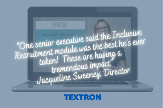 MIX Diversity Developers - E-Learning for Textron