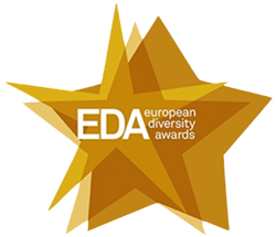 MIX Diversity Developers - European Diversity Awards logo