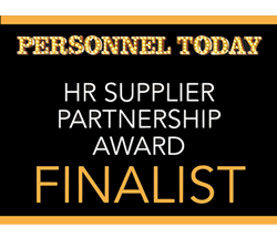 MIX Diversity Developers - Personnel Today HR Supplier Partnership Award Finalist logo
